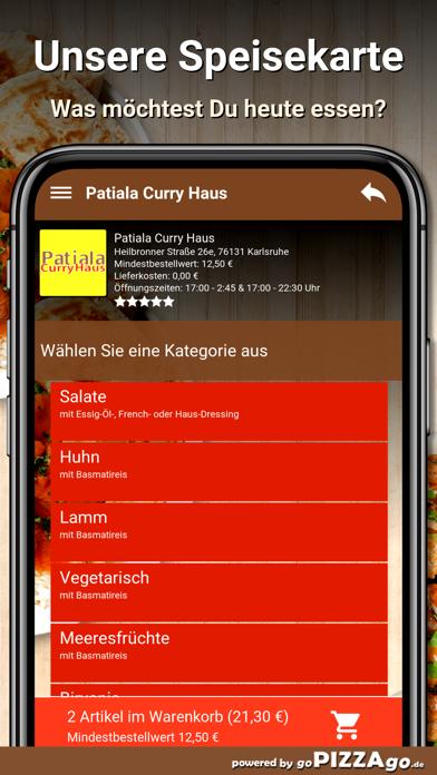 Patiala Curry Haus Karlsruhe screenshot 6