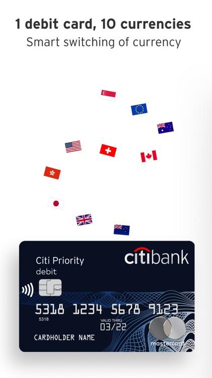 Citibank RU screenshot-5