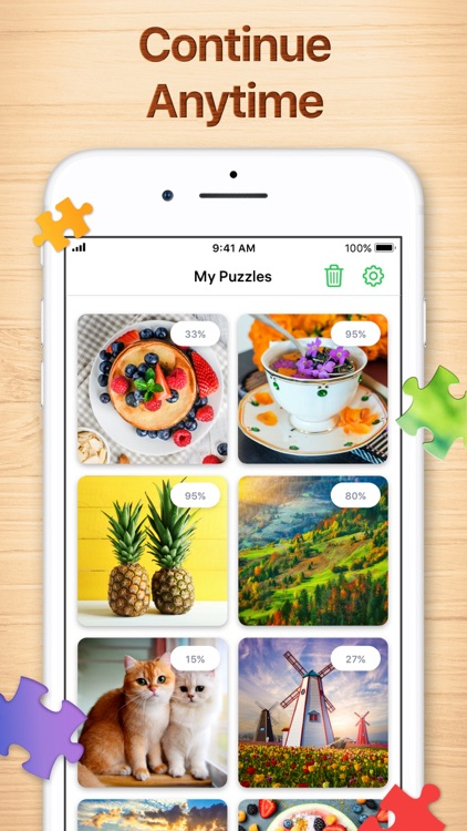 Jigsaw Puzzles - Puzzle Games screenshot-5