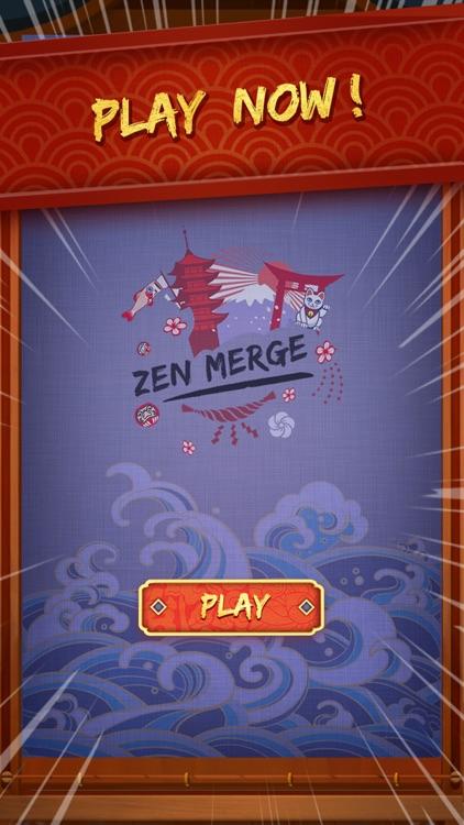 Zen Merge - Block Puzzle Games screenshot-3