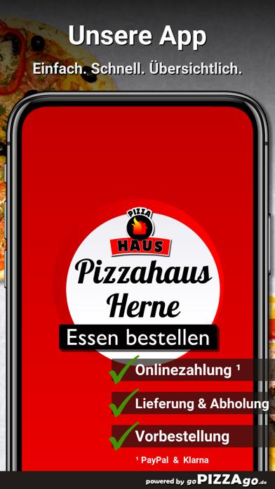 Pizzahaus Herne screenshot 1
