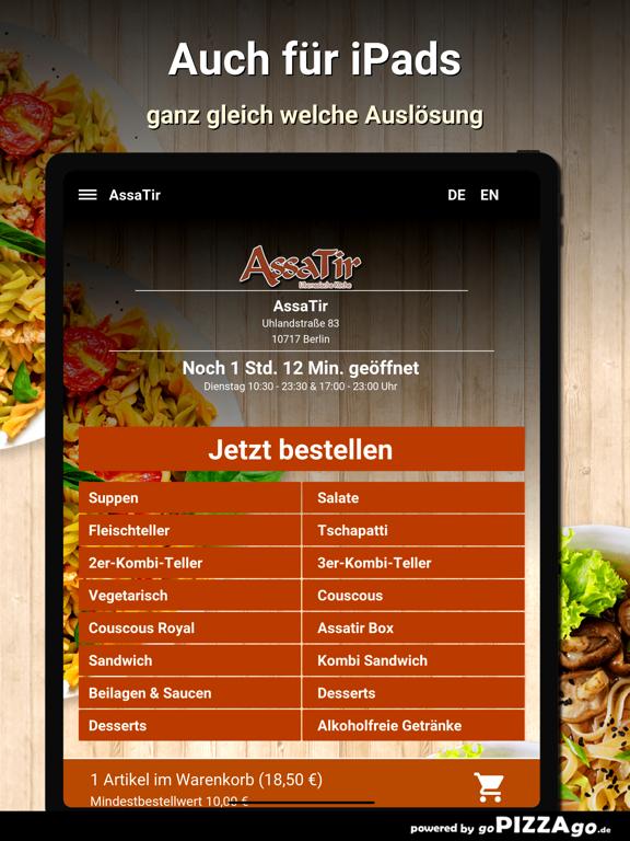 AssaTir Berlin screenshot 7