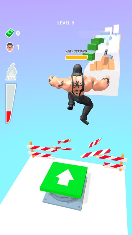 Muscle Rush - Destruction Run screenshot-4