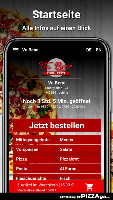 Va-Bene Straubing screenshot 2