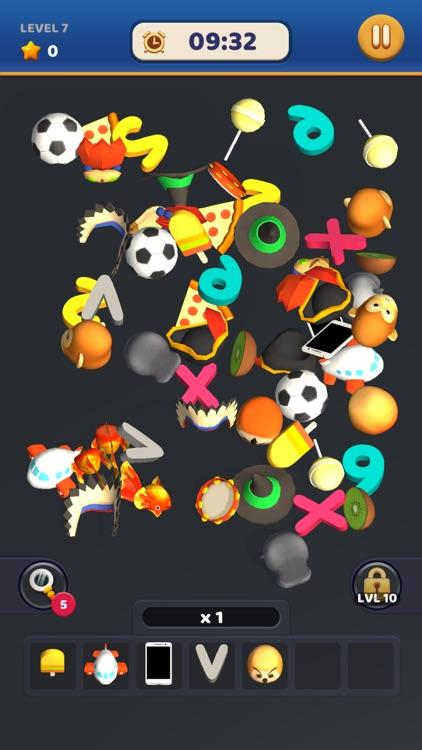 Match Triple Life - 3D Puzzle screenshot-3