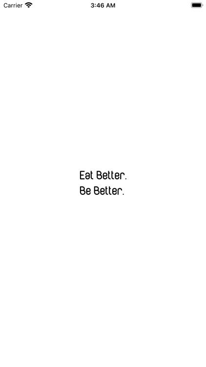 샐러디 - Eat Better, Be Better