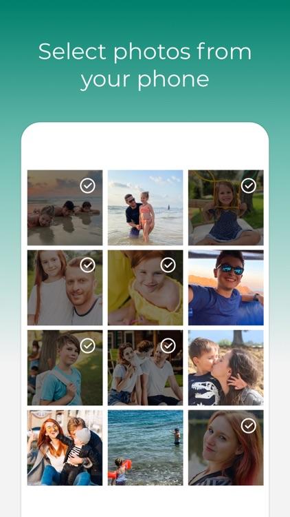 Face/Face Photo Similarity App
