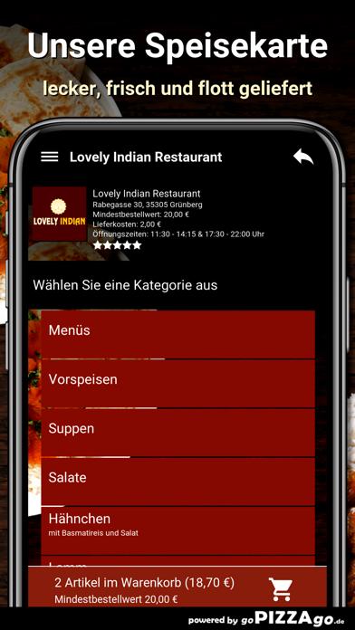 Lovely Indian Grünberg screenshot 1