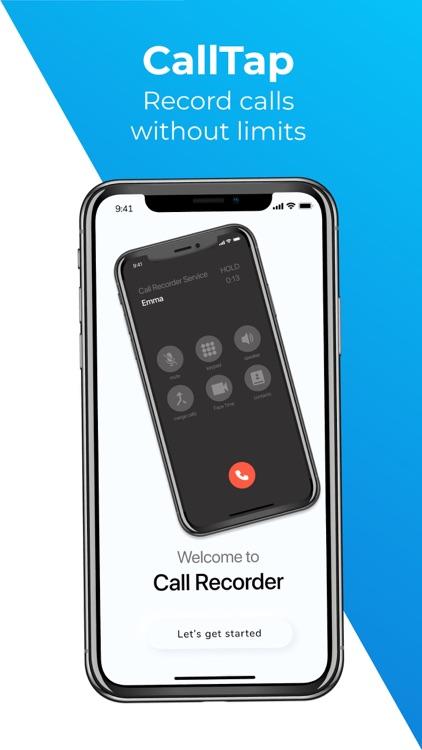 Phone Call & Voice Recorder