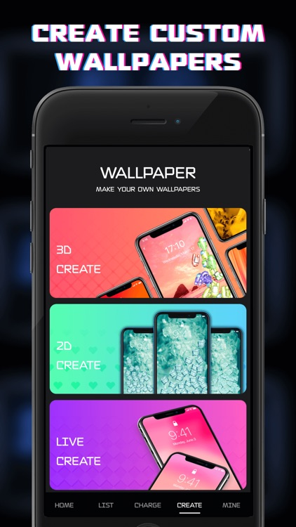 Live Wallpaper Maker 4K: LIFE screenshot-3