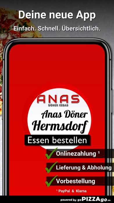 Anas Döner Kebap Hermsdorf screenshot 1