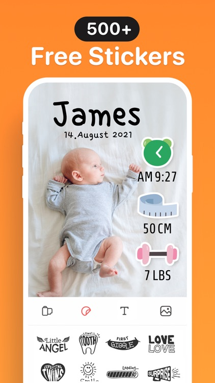 Baby Story: Pregnancy Pictures screenshot-4