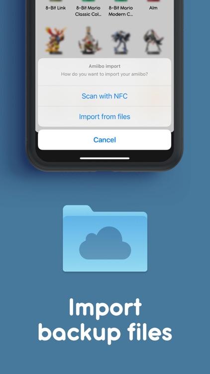 Ally – Collect and Backup screenshot-3