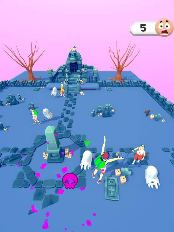 Ghosts vs Hunters screenshot 12