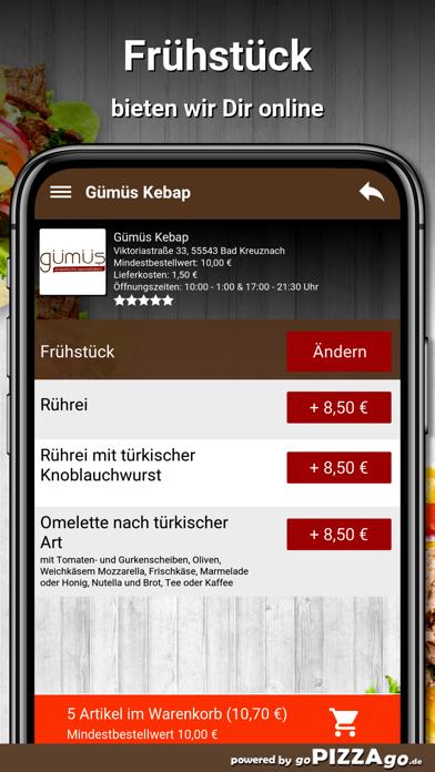 Gümüs Kebap Bad Kreuznach screenshot 5