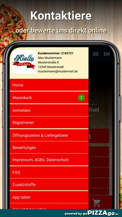 Rialto Grill-Imbiss Hamburg screenshot 3