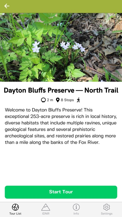 Prairie State Hike App