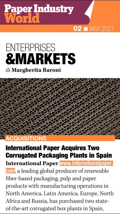 Paper Industry WorldScreenshot of 3