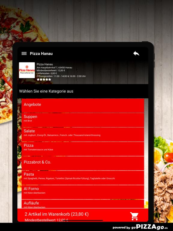 Pizza Hanau Hanau screenshot 8