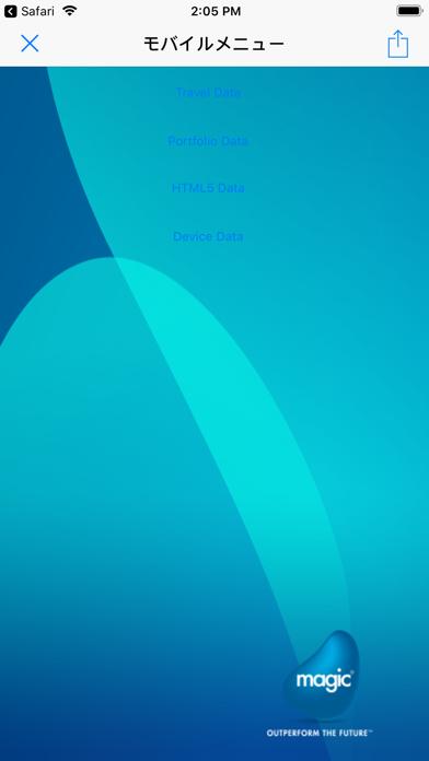 Magic xpa 4.7 Client 日本語版のスクリーンショット1