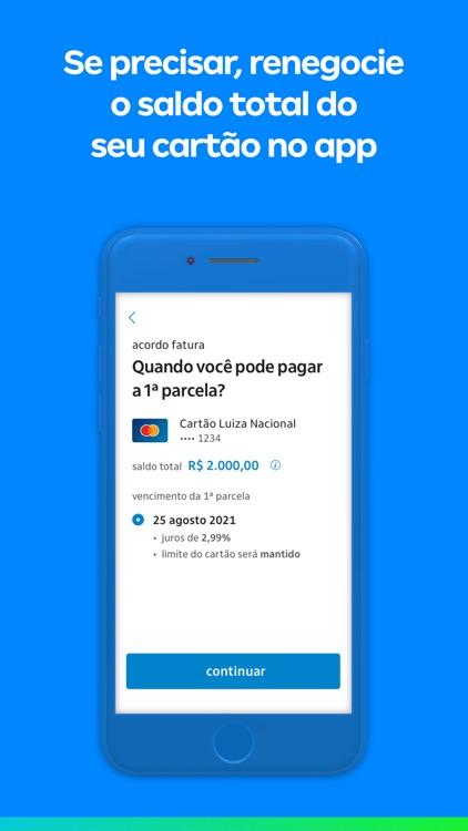 Cartão Luiza screenshot-5