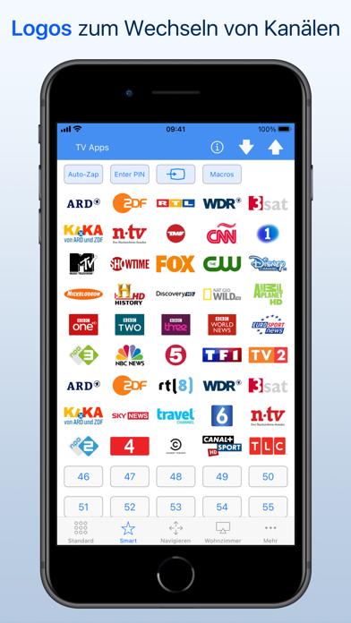 myTifi remote für Samsung TVScreenshot von 2