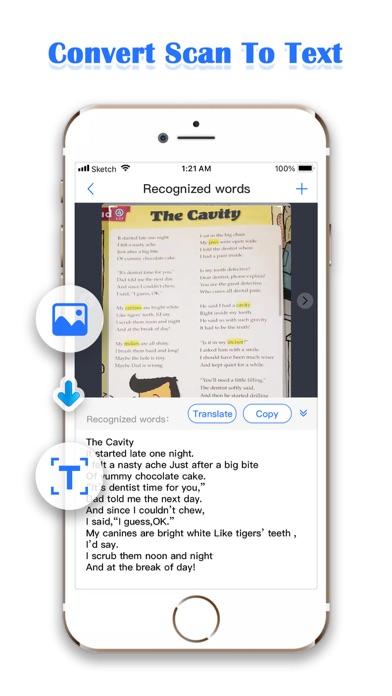 Smart Scanner: PDF Scanner Pro屏幕截图3