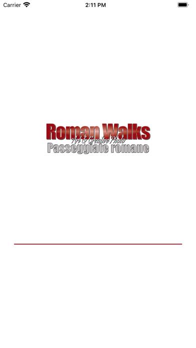 Roman walksScreenshot of 5