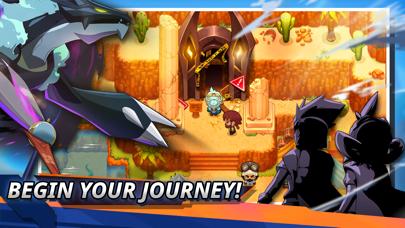 Nexomon: Extinction screenshot 4