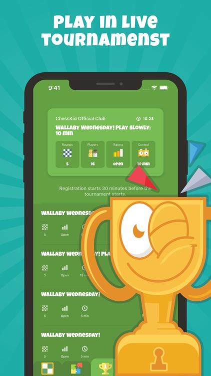 Chess for Kids - Play & Learn screenshot-3