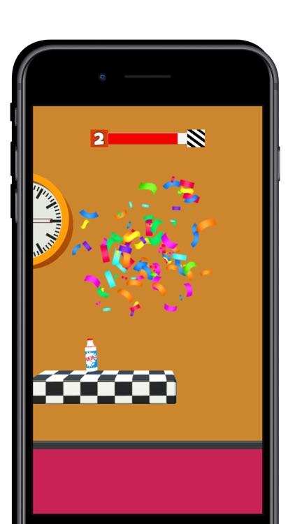 Bottle Jump Flip 3D screenshot-3