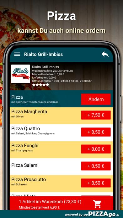 Rialto Grill-Imbiss Hamburg screenshot 5