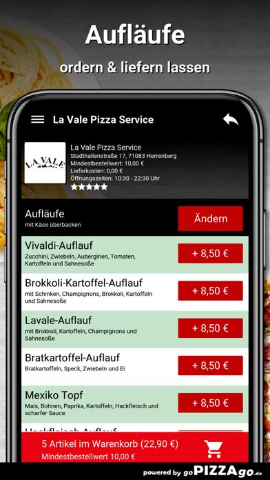 La Vale Herrenberg screenshot 6