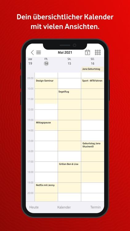 Vodafone Kabel Mail & Cloud screenshot-5