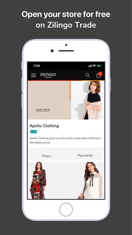 Zilingo Trade B2B Marketplace screenshot-3