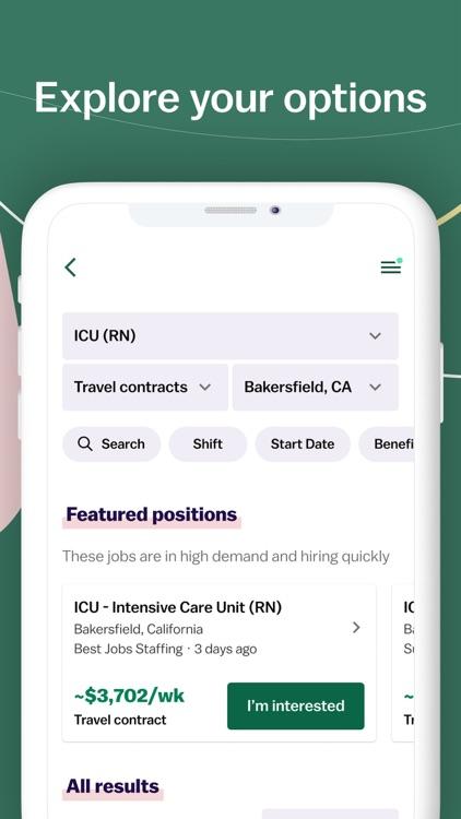 Vivian - Find Healthcare Jobs screenshot-3