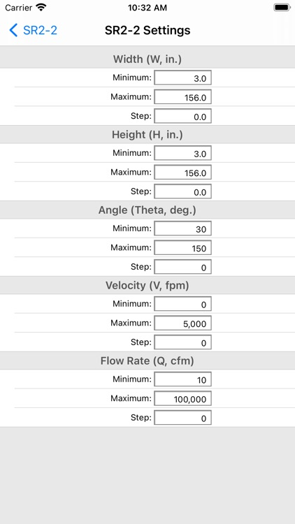 ASHRAE Duct Fitting Database screenshot-5