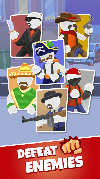 Match Hit - Puzzle Fighter screenshot 5