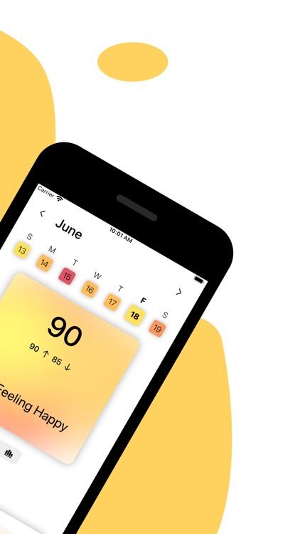 MoodCast: Easy Mood Tracker
