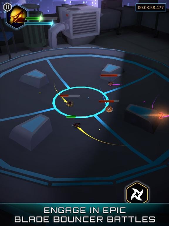 Blade Bouncer 2: Revolution screenshot 12