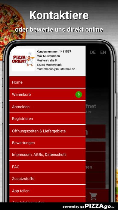 Pizza Orient Berlin screenshot 3