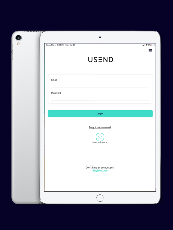 USEND - Send money worldwide screenshot