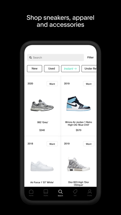 GOAT – Sneakers & Apparel wiki review and how to guide