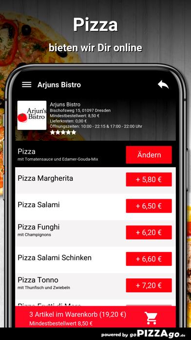 Arjuns Bistro Dresden screenshot 5