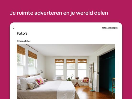 Airbnb iPad app afbeelding 8