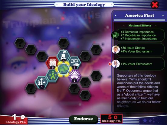 The Political Machine 2020 screenshot 11