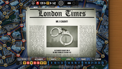 Scotland Yard Screenshots