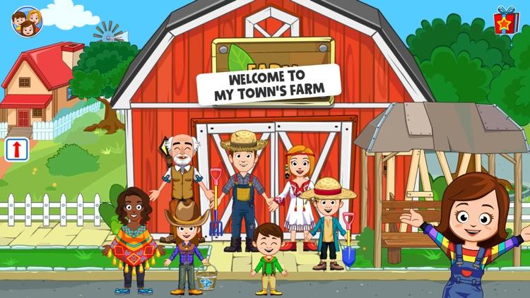 My Town : Farm screenshot-0