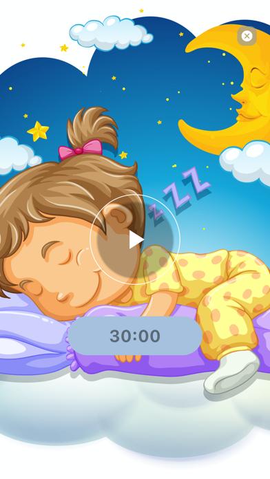 Baby Lullabies Bedtime Musics screenshot 2