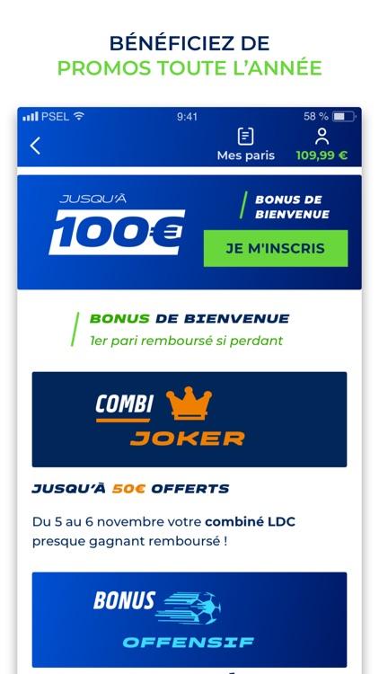 Parions Sport En Ligne screenshot-5